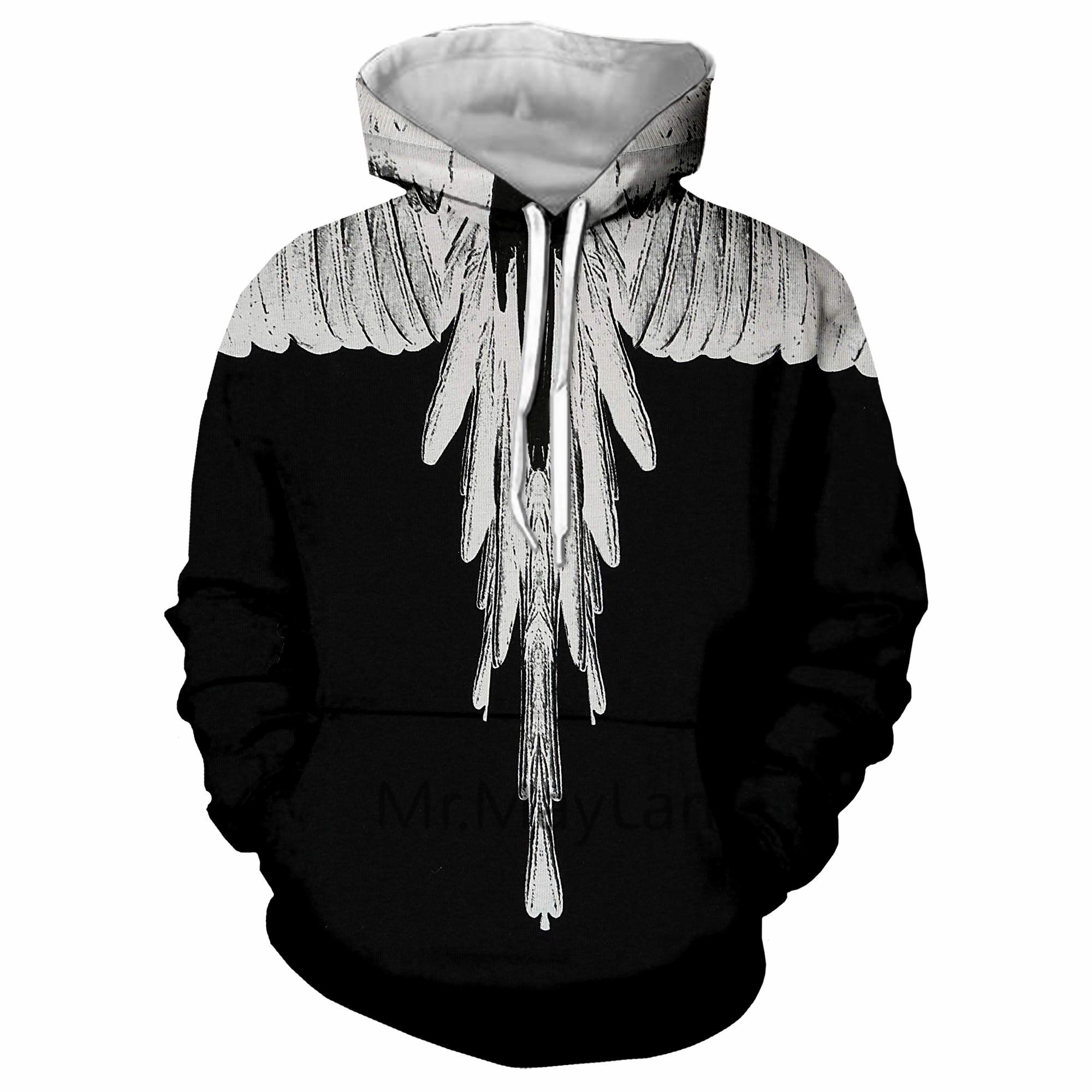 3d Hottest Timg Print Winter Fashion Hip Hop Trend Mens Womens Street Hoodies Casual Loose Hoodie