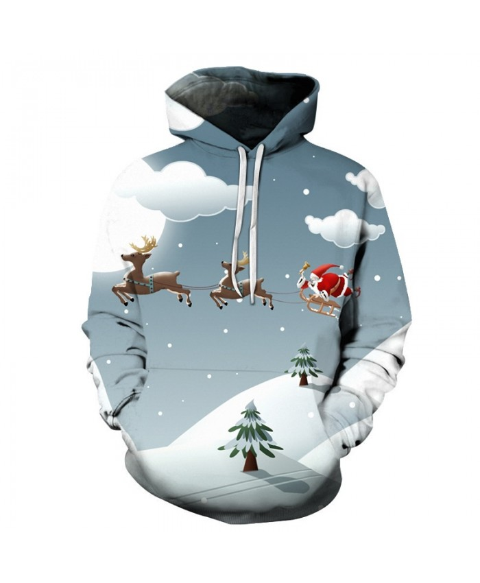 2020 Christmas Casual Fashion Pullover And Zip Pered Hoodies Custom 3d  Graphic Printed 3d Hoodie  All Over Print Hoodie For Men For Women