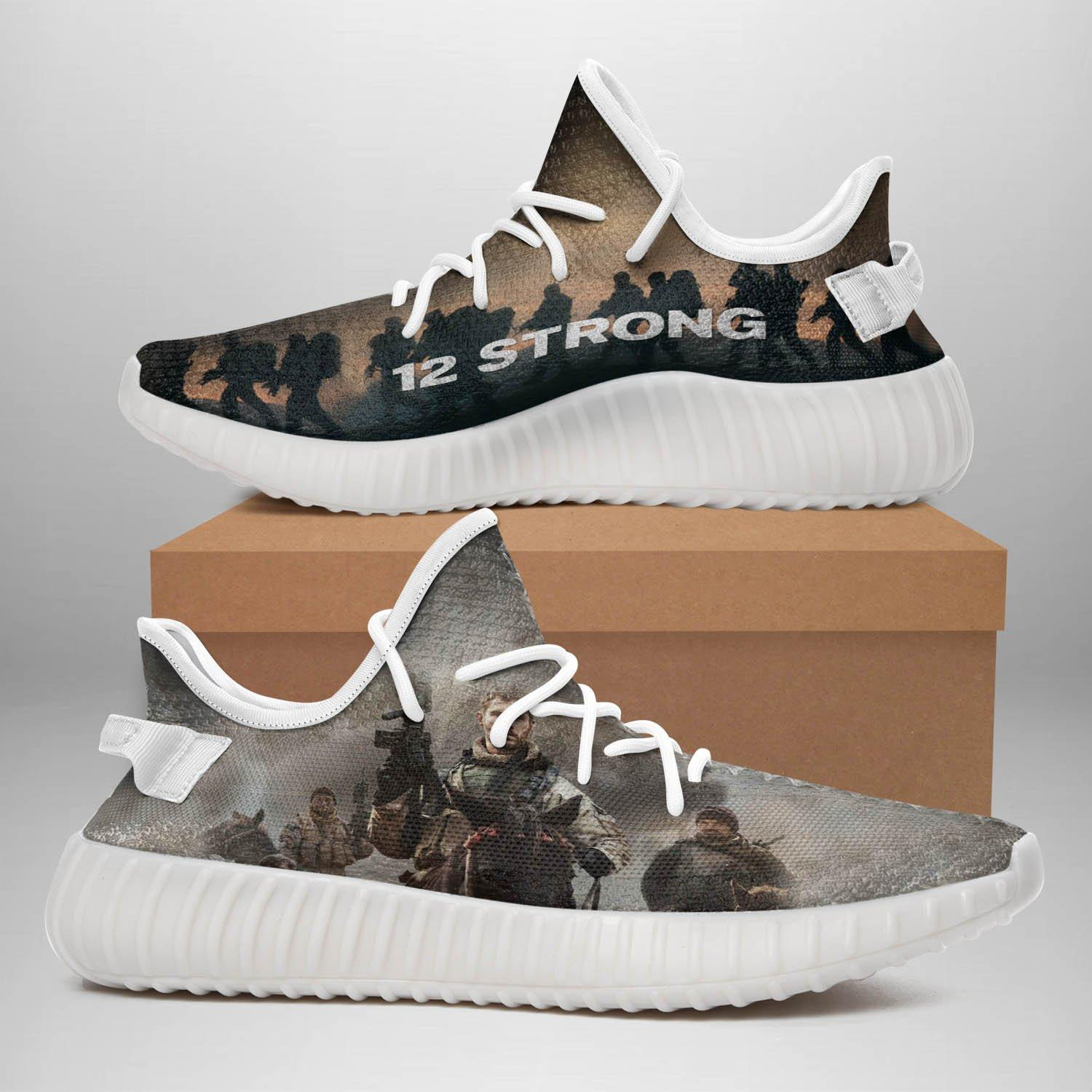 12 Strong ? Yeezy Sneakers PT070