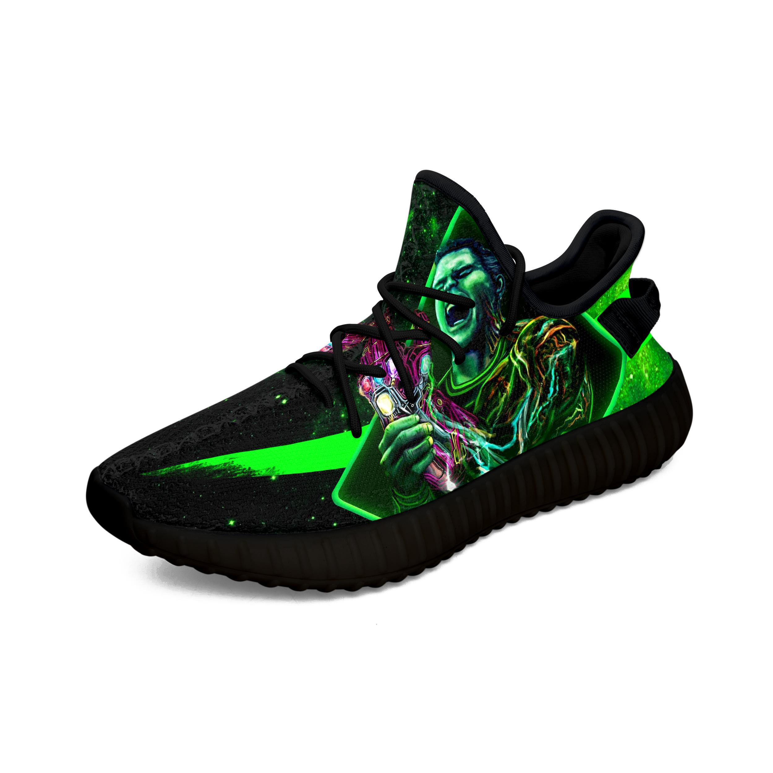190705 ? Hulk Yeezy Boots