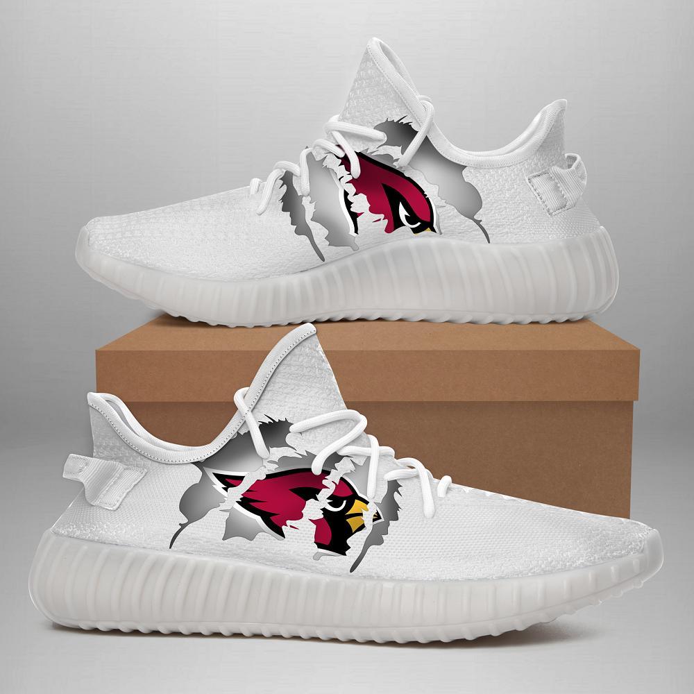 190706 Arizona Cardinals Yeezy Shoes