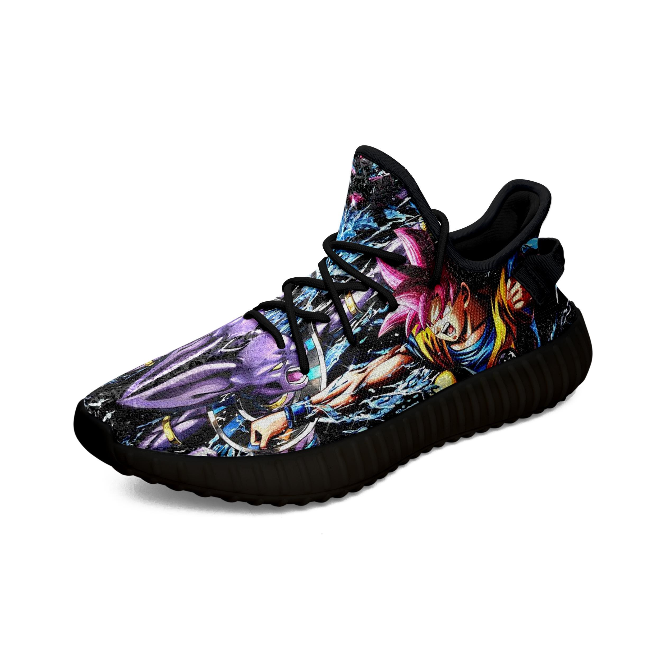 190706 ? Goku 1 Yeezy Boots