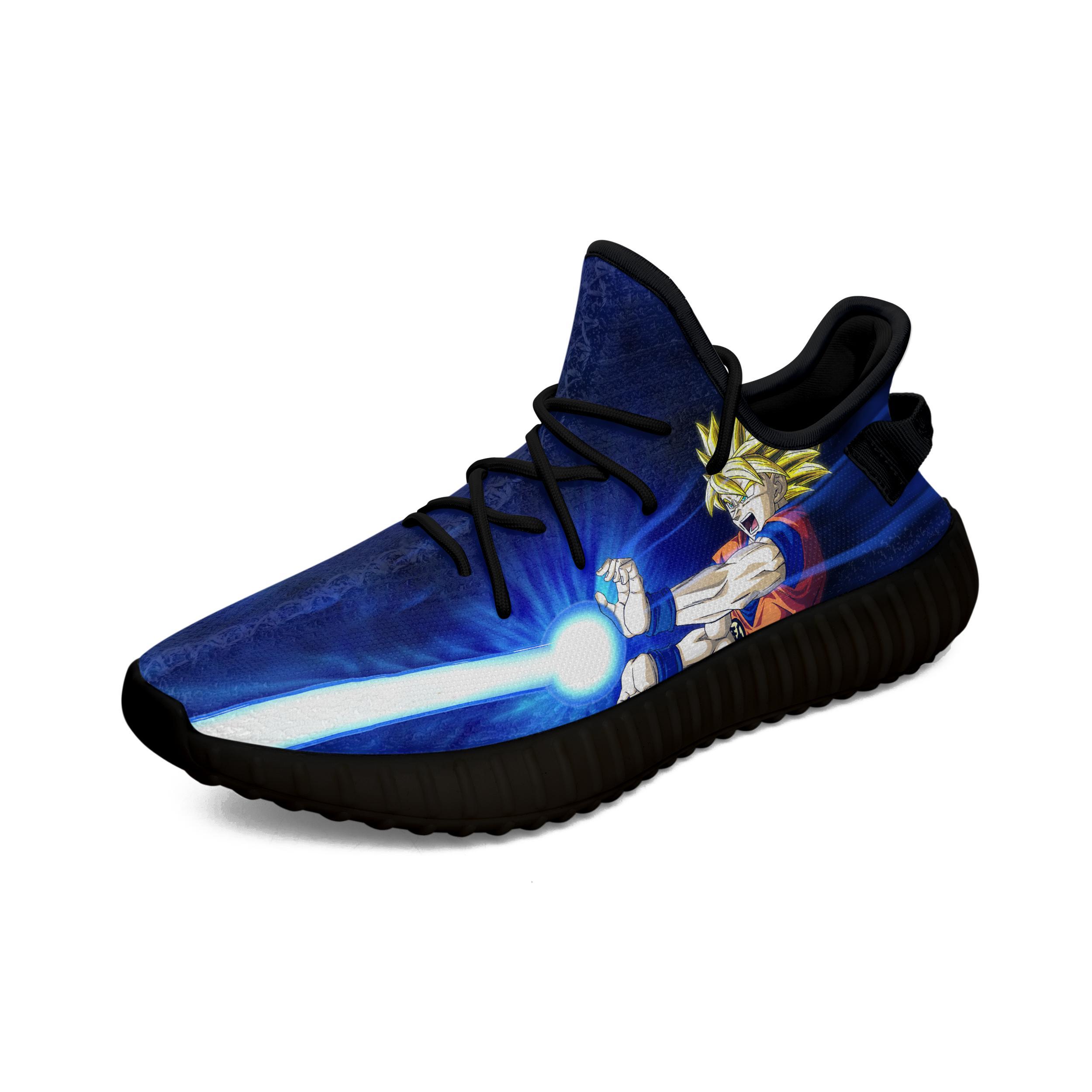 190706 ? Goku 2 Yeezy Boots