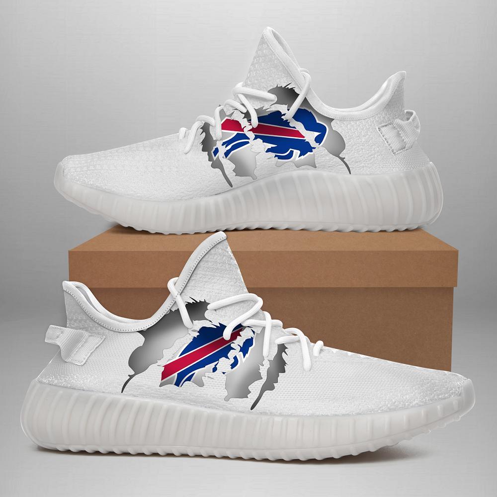 190708 Buffalo Bills Yeezy Shoes