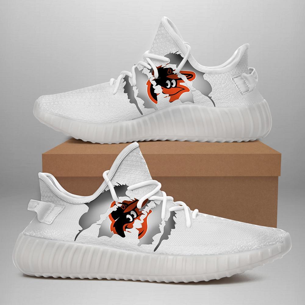 220703 Baltimore Orrioles Yeezy Shoes