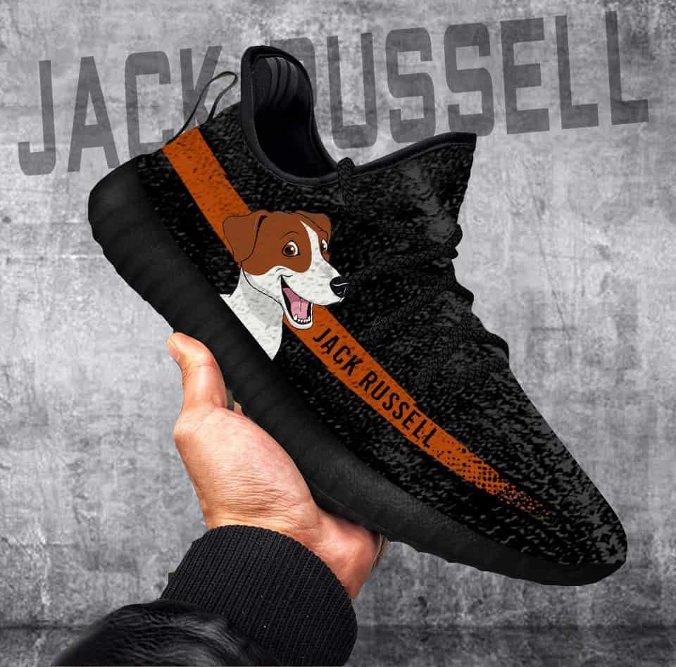 ACK RUSSELL Custom New Yeezy Sneaker BOOST FOR WOMEN