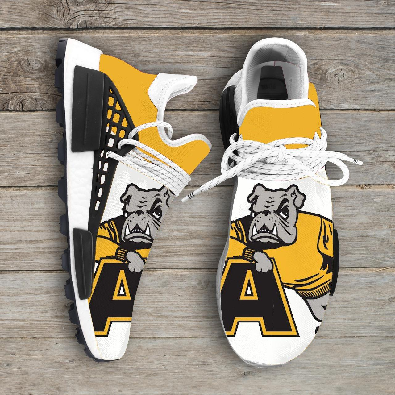 Adrian College Bulldogs NCAA NMD Human Race Sneakers Sport Shoes Shoes 2020