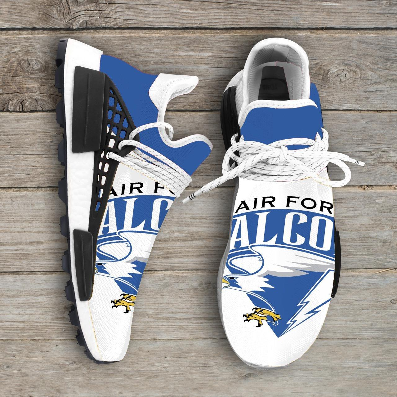 Air Force Falcons NCAA NMD Human Race Sneakers Sport Shoes Shoes2020