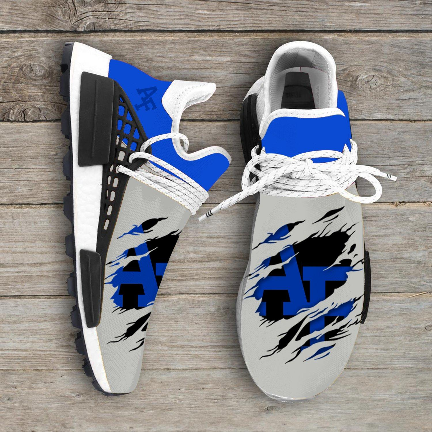 Air Force Falcons NCAA Sport Teams NMD Human Race Sneakers Shoes 2020