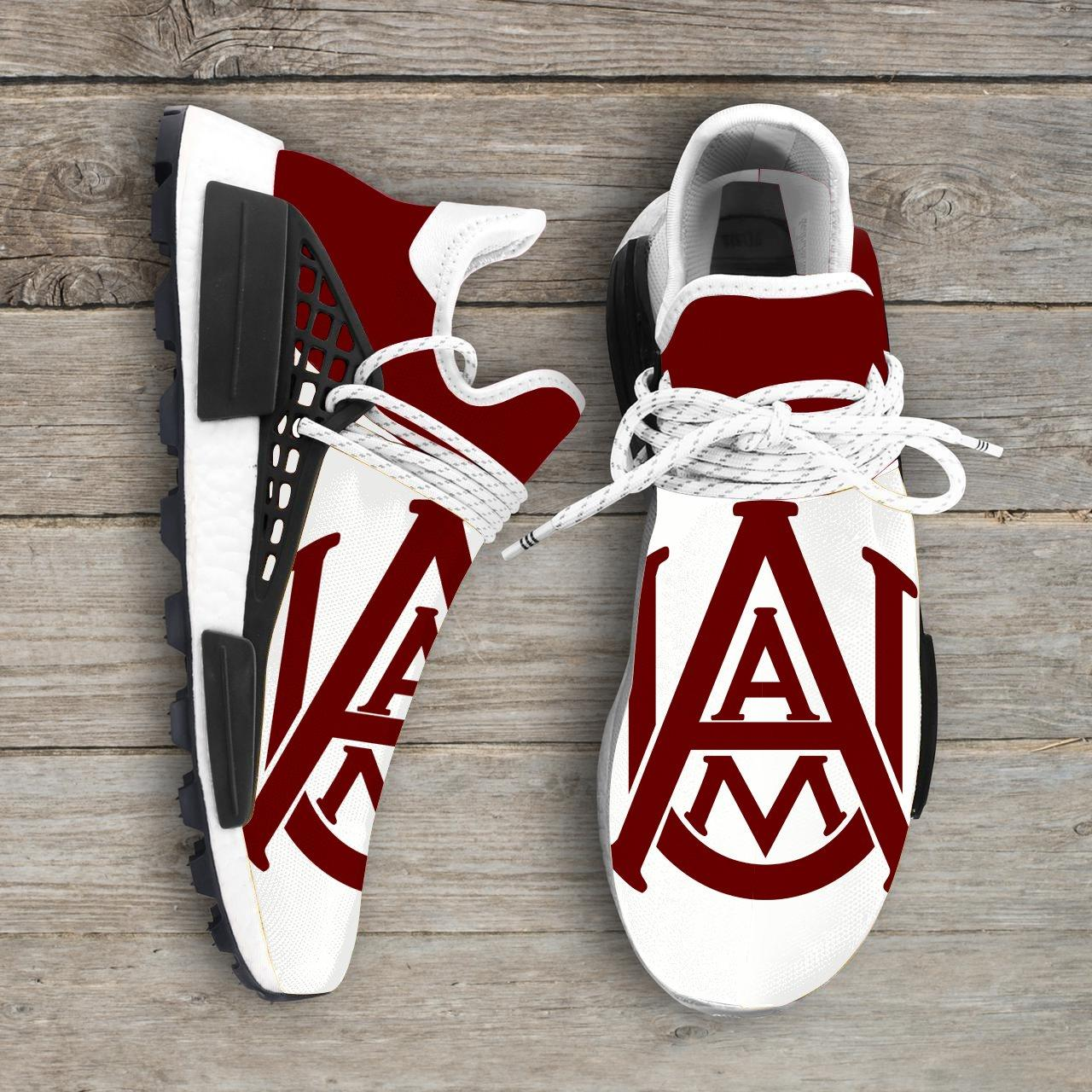 Alabama A&M Bulldog NCAA NMD Human Race Sneakers Sport Shoes Shoes 2020