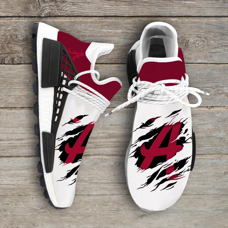 Alabama Crimson Tide NCAA Sport Teams NMD Human Race Sneakers Shoes 2020