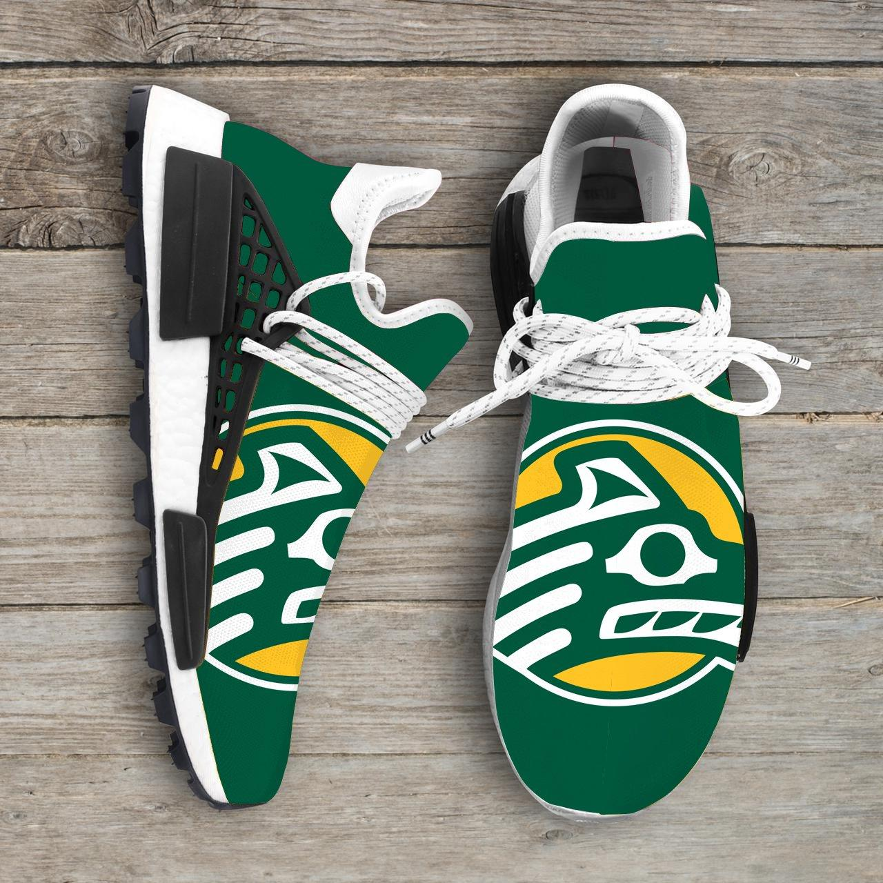 Alaska Anchorage Seawolves NCAA NMD Human Race Sneakers Sport Shoes Shoes 2020