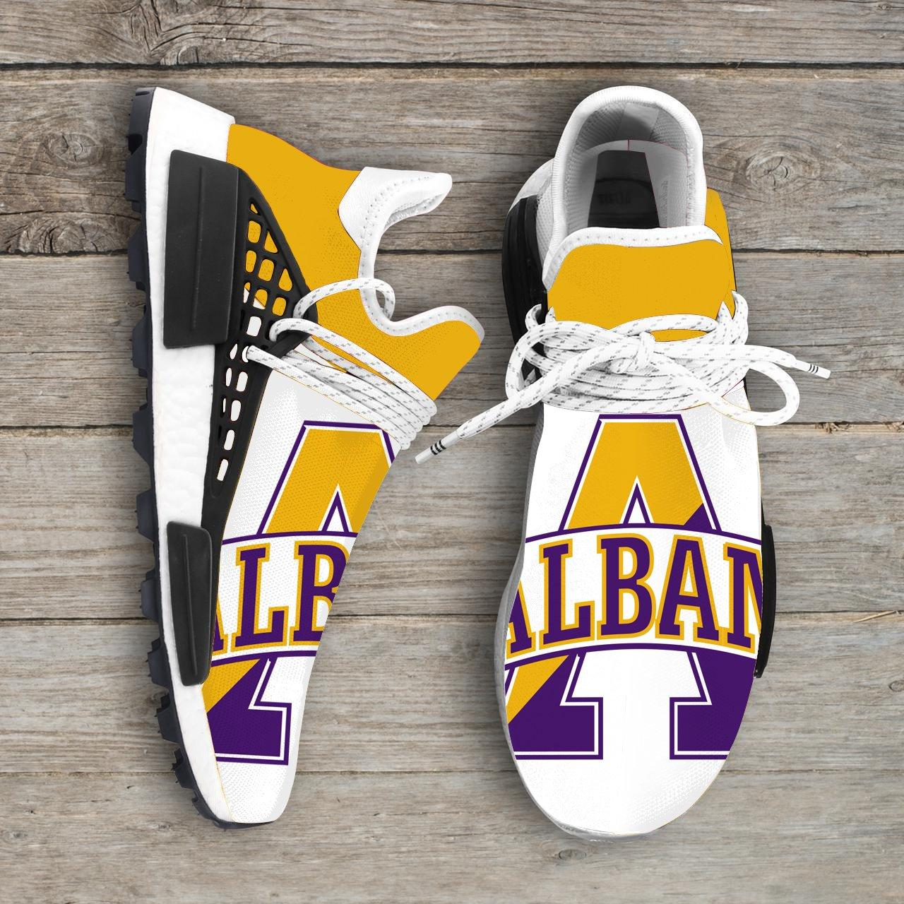 Albany Great Danes NCAA NMD Human Race Sneakers Sport Shoes Shoes2020