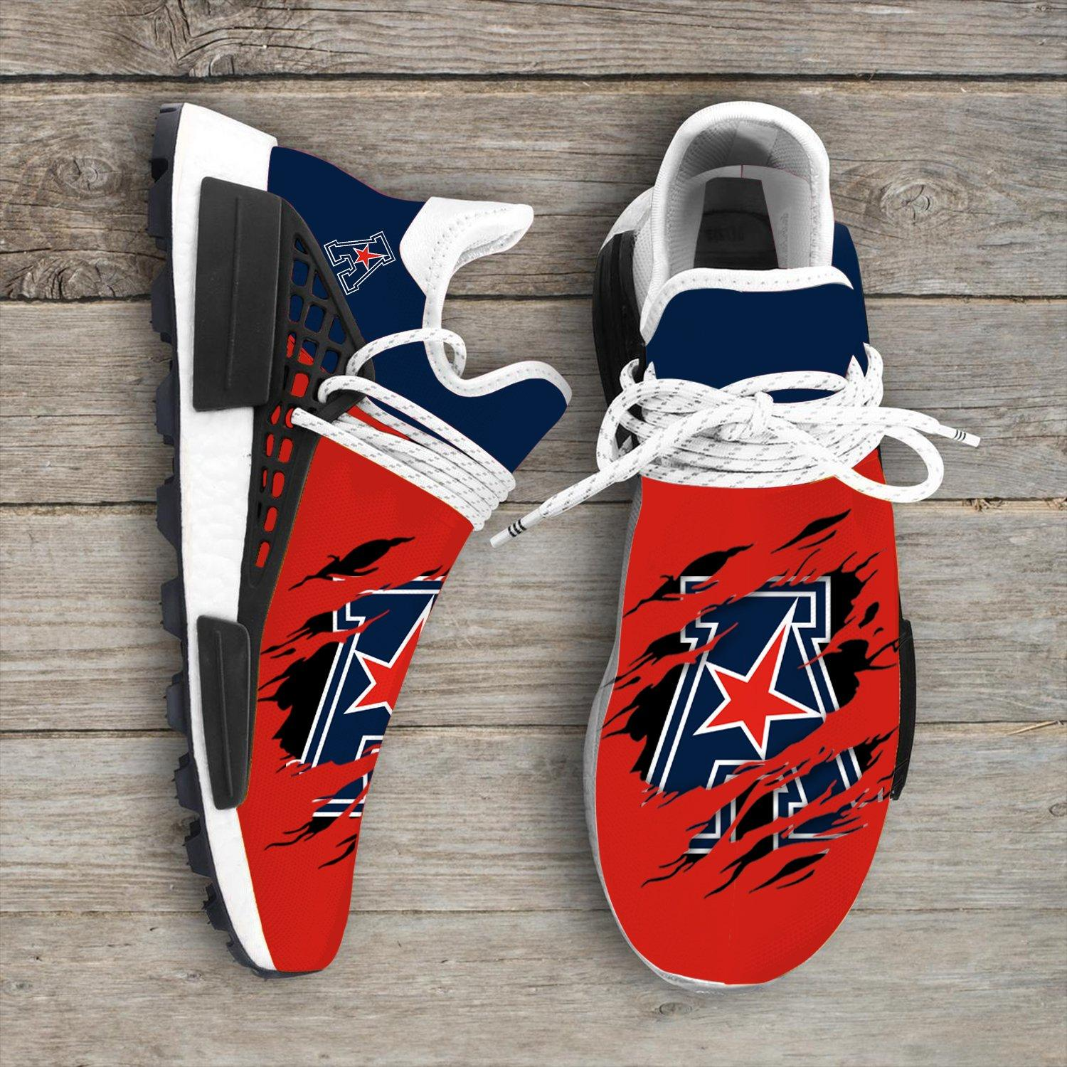 American Athletic Conference NCAA Sport Teams NMD Human Race Sneakers Shoes 2020