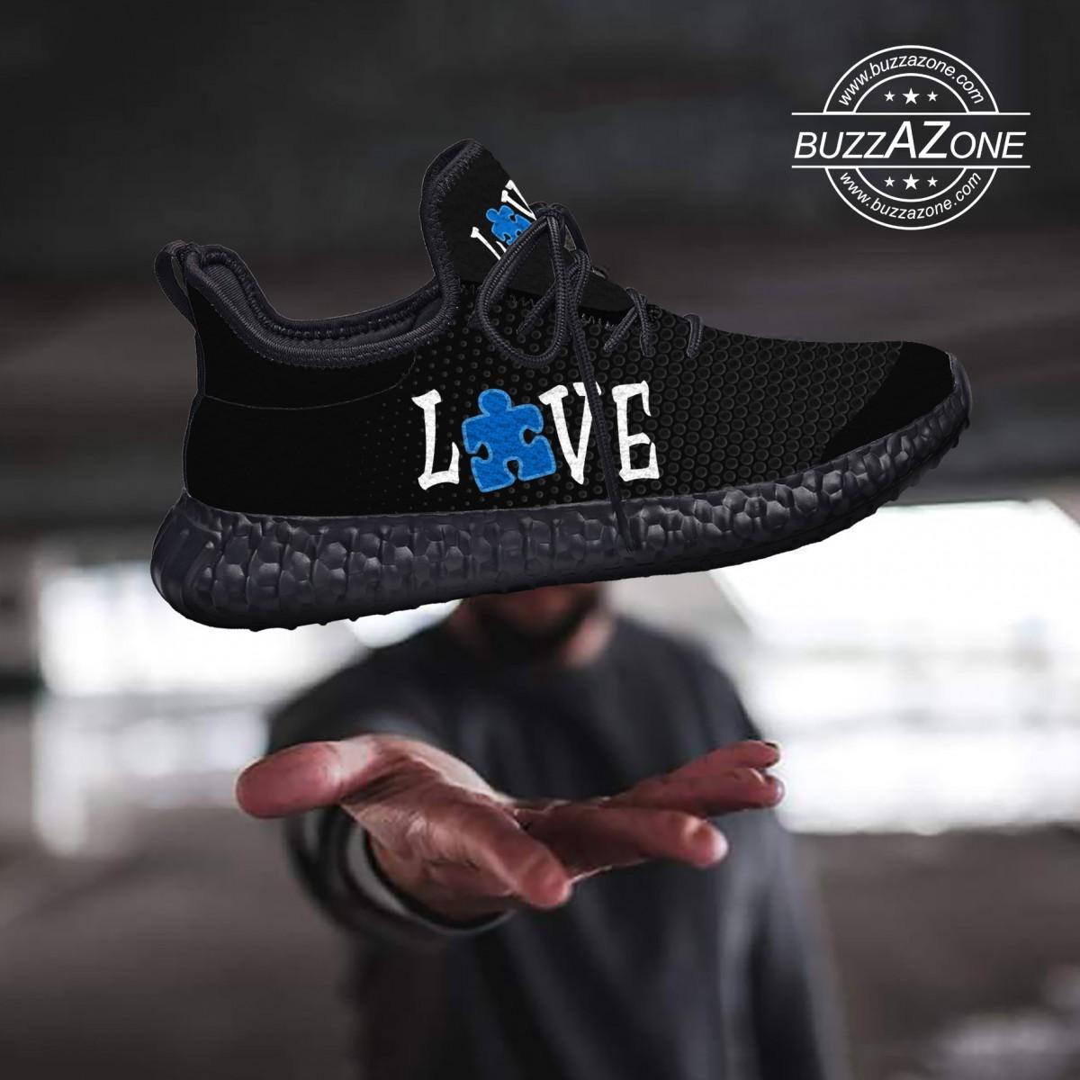 Autism Love New Sneaker