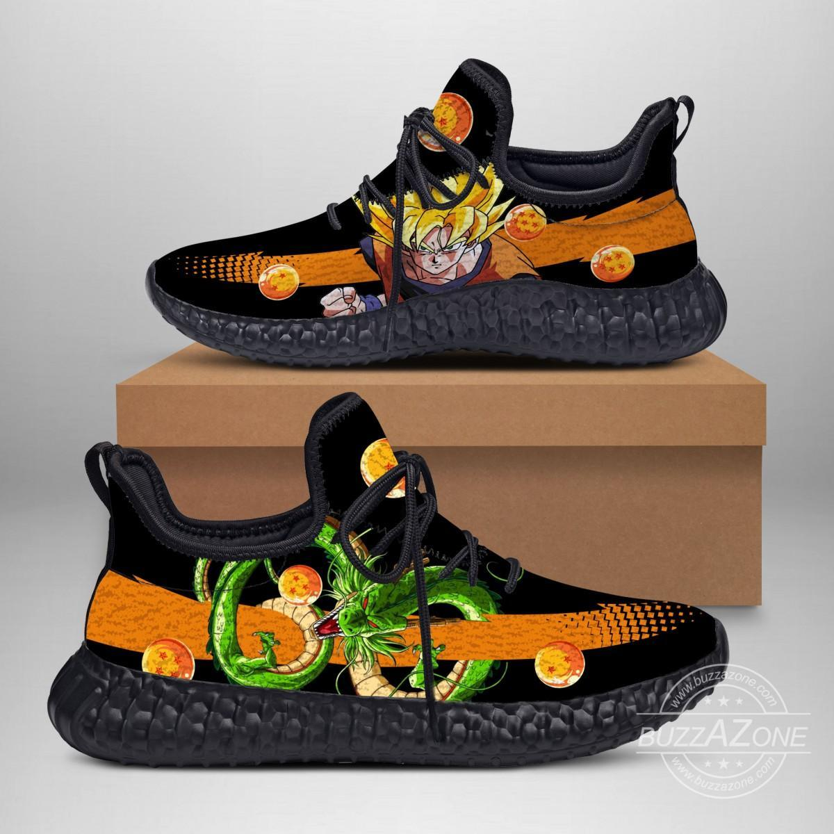Goku Super Saiyan New Sneaker