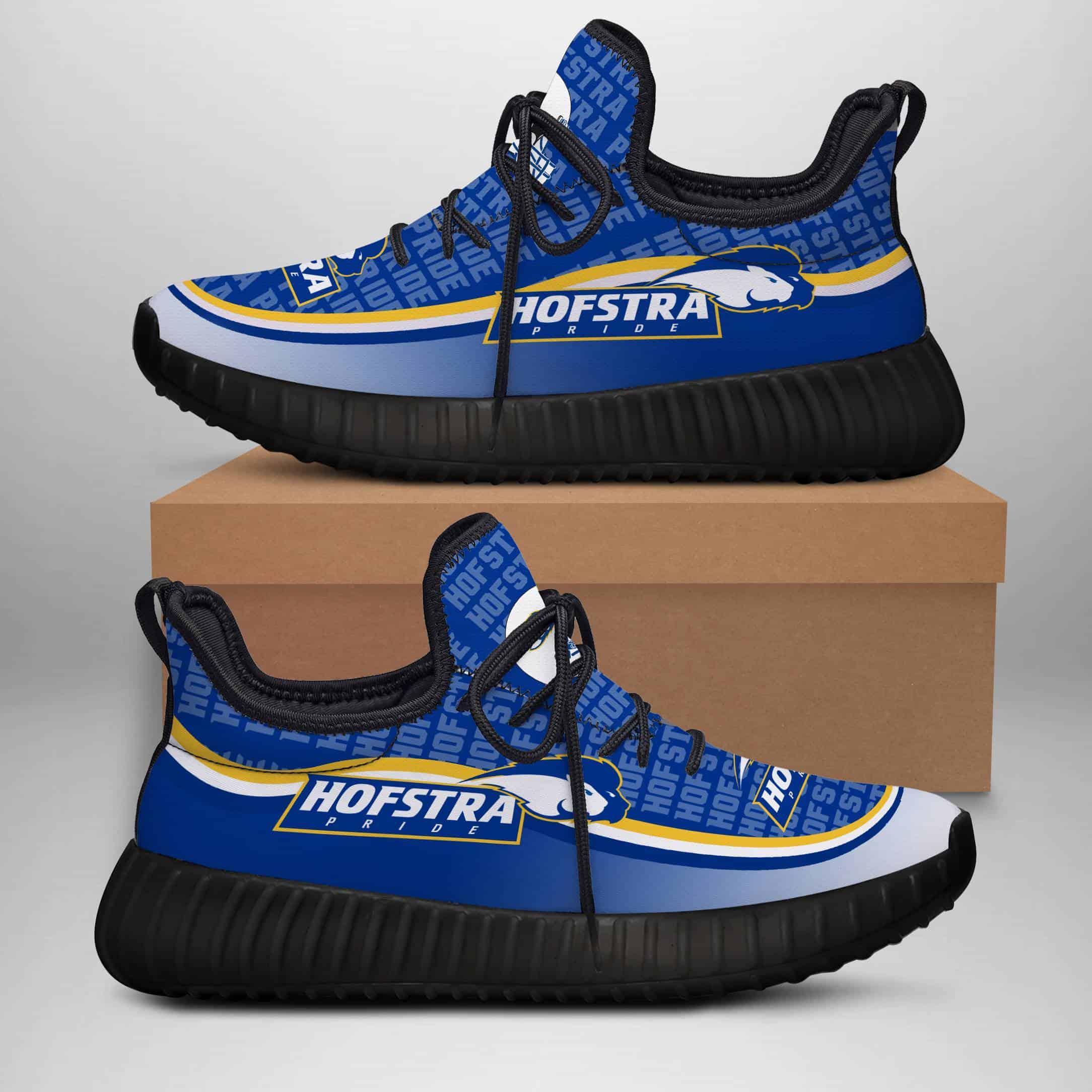 Hofstra Pride Custom New Yeezy Sneaker