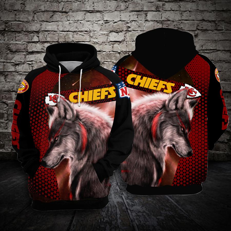 - Kansas City Chiefs Nfl Football Wolf 3d Hoodie For Men For Women Kansas City Chiefs All Over Printed Hoodie. Kansas City Chiefs 3d Full Printing Shirt