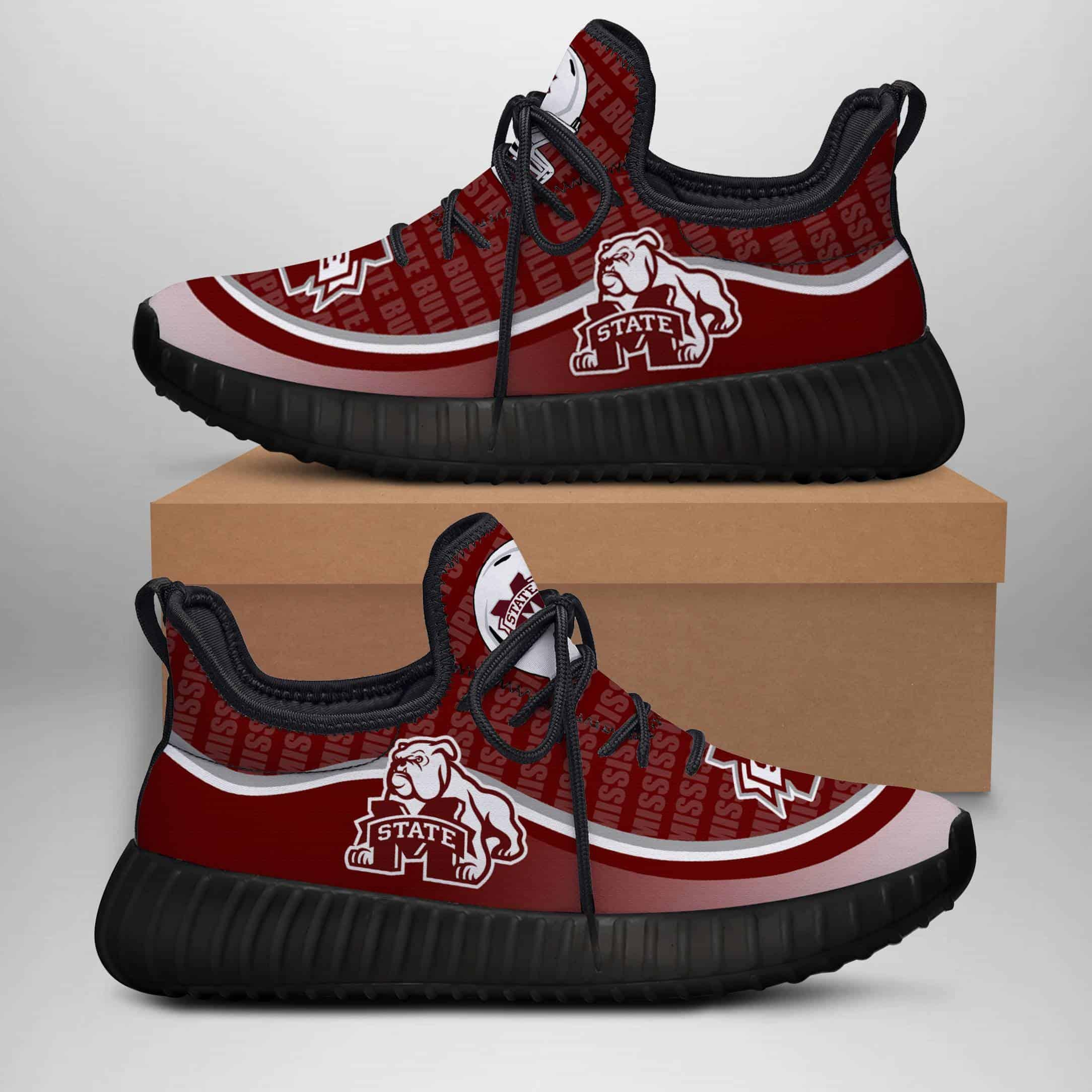 Mississippi State Bulldogs New Sneaker