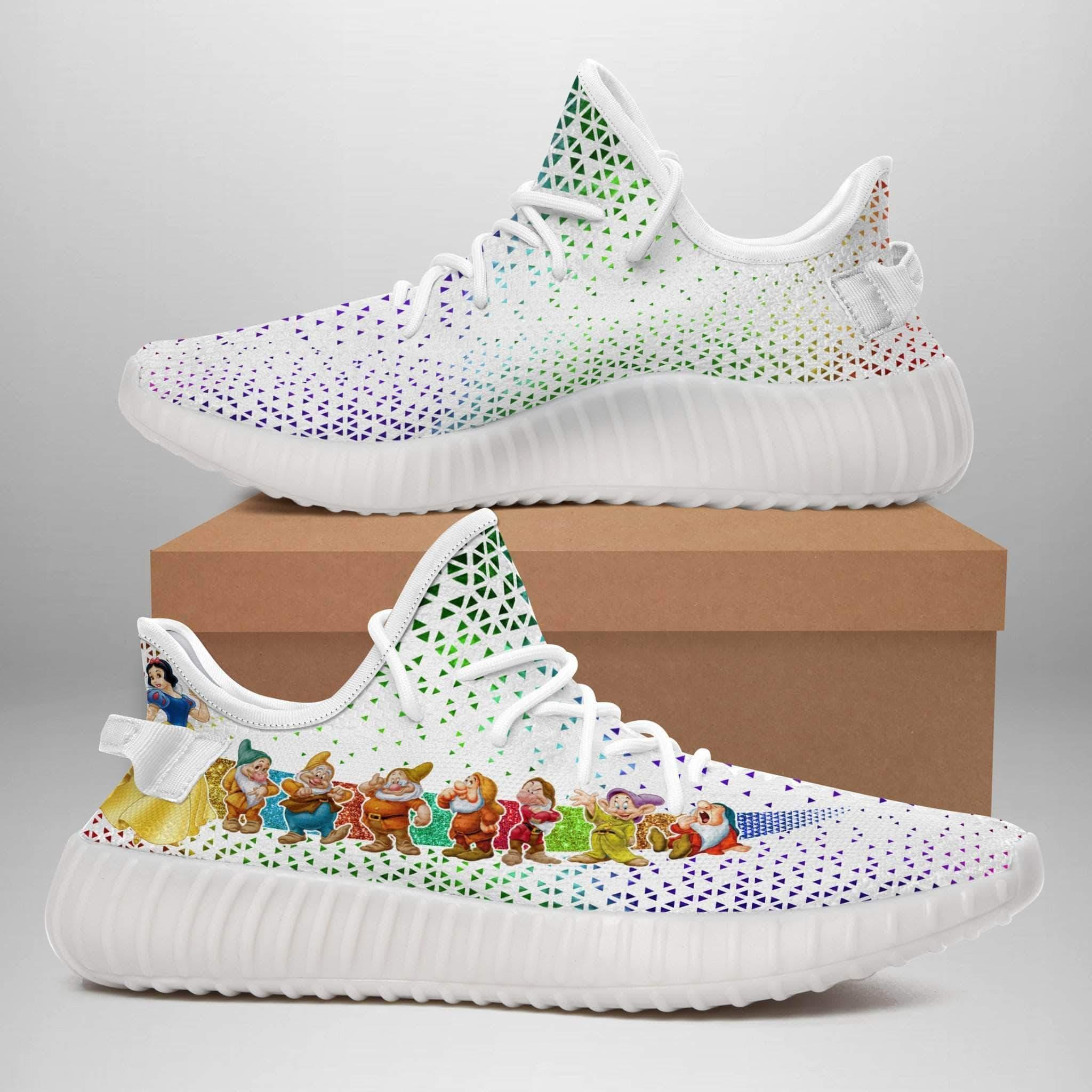 -Snow White and The Seven Dwarfs Yeezy
