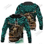 New Zealand Maori Waka Taua Pullover And Zip Pered Hoodies Custom 3d   Graphic Printed 3d Hoodie  All Over Print Hoodie For Men For Women